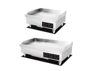 grill electric banc profesional neted striat