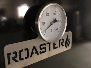 roaster cuptor pe carbune profesional